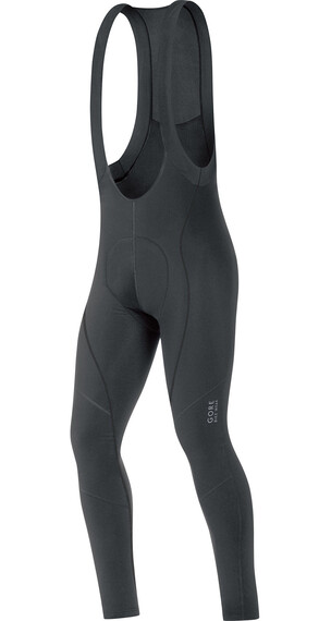 GORE BIKE WEAR Element 2.0 Thermo Långa bibshorts Herr svart
